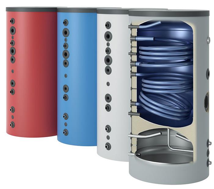 boiler voor warmtepomp