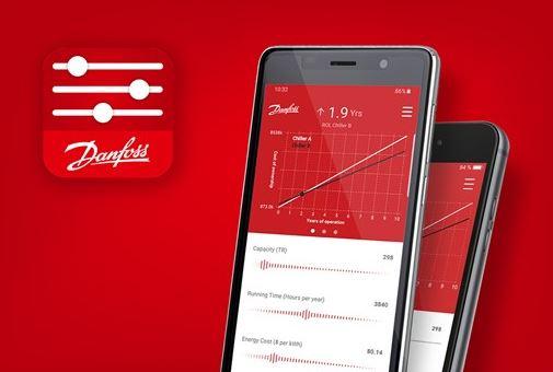 koudemiddal app smartphone warmtepomp