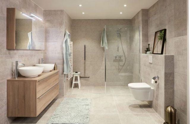 badkamer niet koelen met een warmtepomp